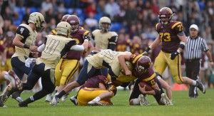 Loyola Academy v Jesuit Prep Dallas - Global Ireland Football Tournament 2012
